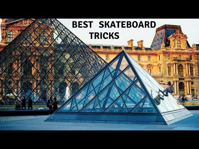 BEST SKATEBOARD TRICKS 2018! #27