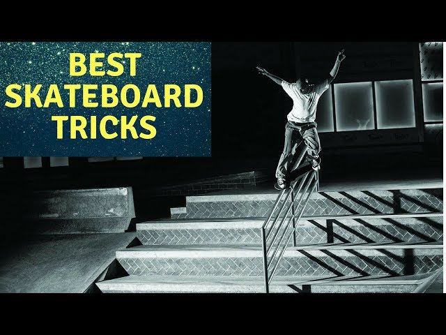 BEST SKATEBOARD TRICKS 2018! #28