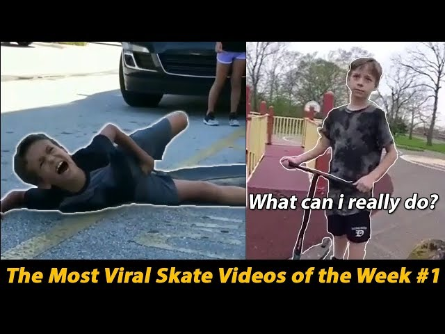 The Most Viral Skate Videos of the Week #1