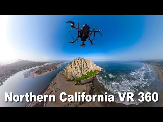 Jeb Corliss Presents NorCal In VR