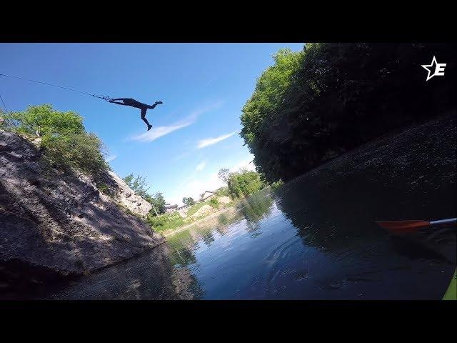Rope Swing Val de Fier - EJPP