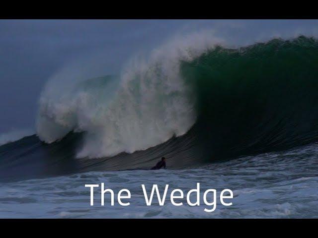 The Wedge | CHAOS | May 23rd Watershot Edit