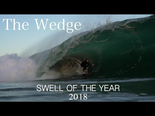 SWELL OF THE YEAR | THE WEDGE | Watershots