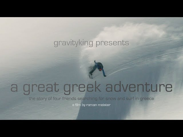 A Great Greek Adventure