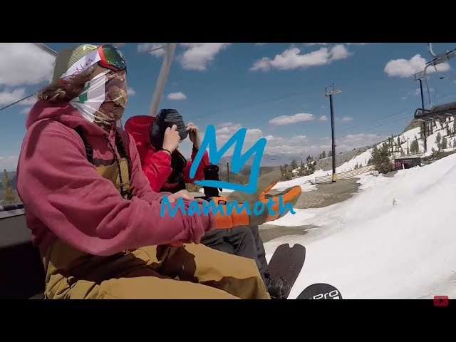 Fyve - A Day In Mammoth Mountain - May 2018