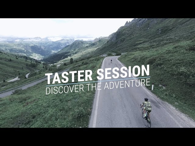 Taster Session TOUR Transalp