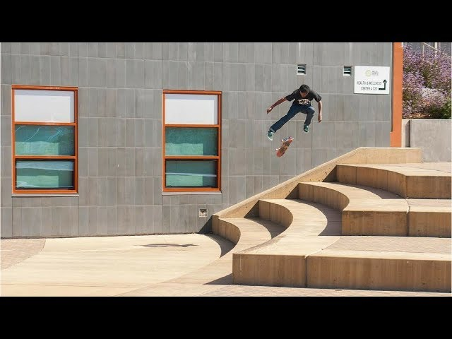 BEST SKATEBOARD TRICKS 2018!