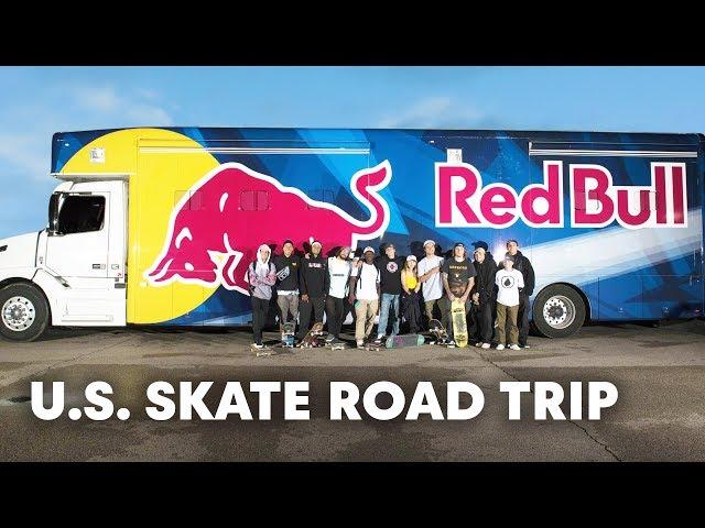 Red Bull Drop In