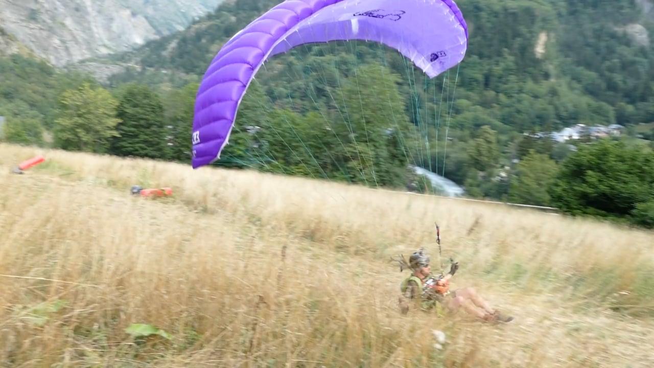 Trailer 2 Alpes speedflying meeting 2018