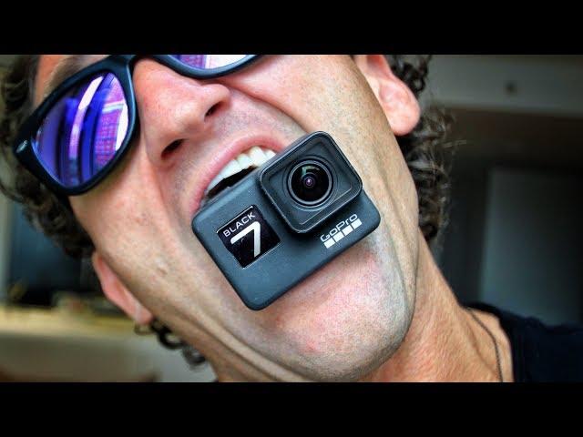 Casey Neistat Reviews GoPro HERO7