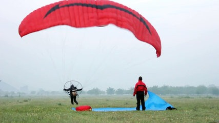 Gerede Paramotor Fly