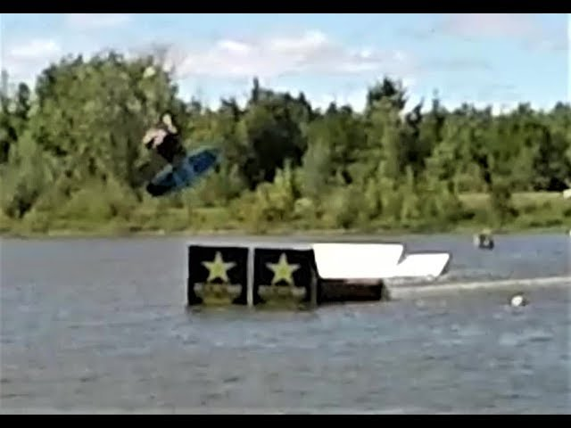 New Sept Wakeboard Tricks