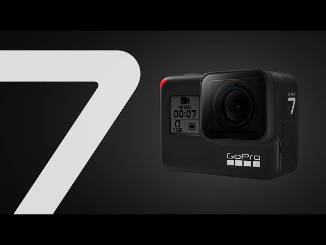 Introducing GoPro HERO7 Black