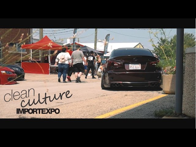 Clean Culture x ImportExpo | Chicago Show | 2018