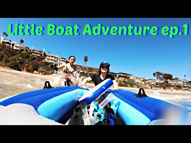 Little Boat Adventures EP.1