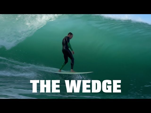 The Wedge | Stuck Inside | HD Slow MO | Chad Barba