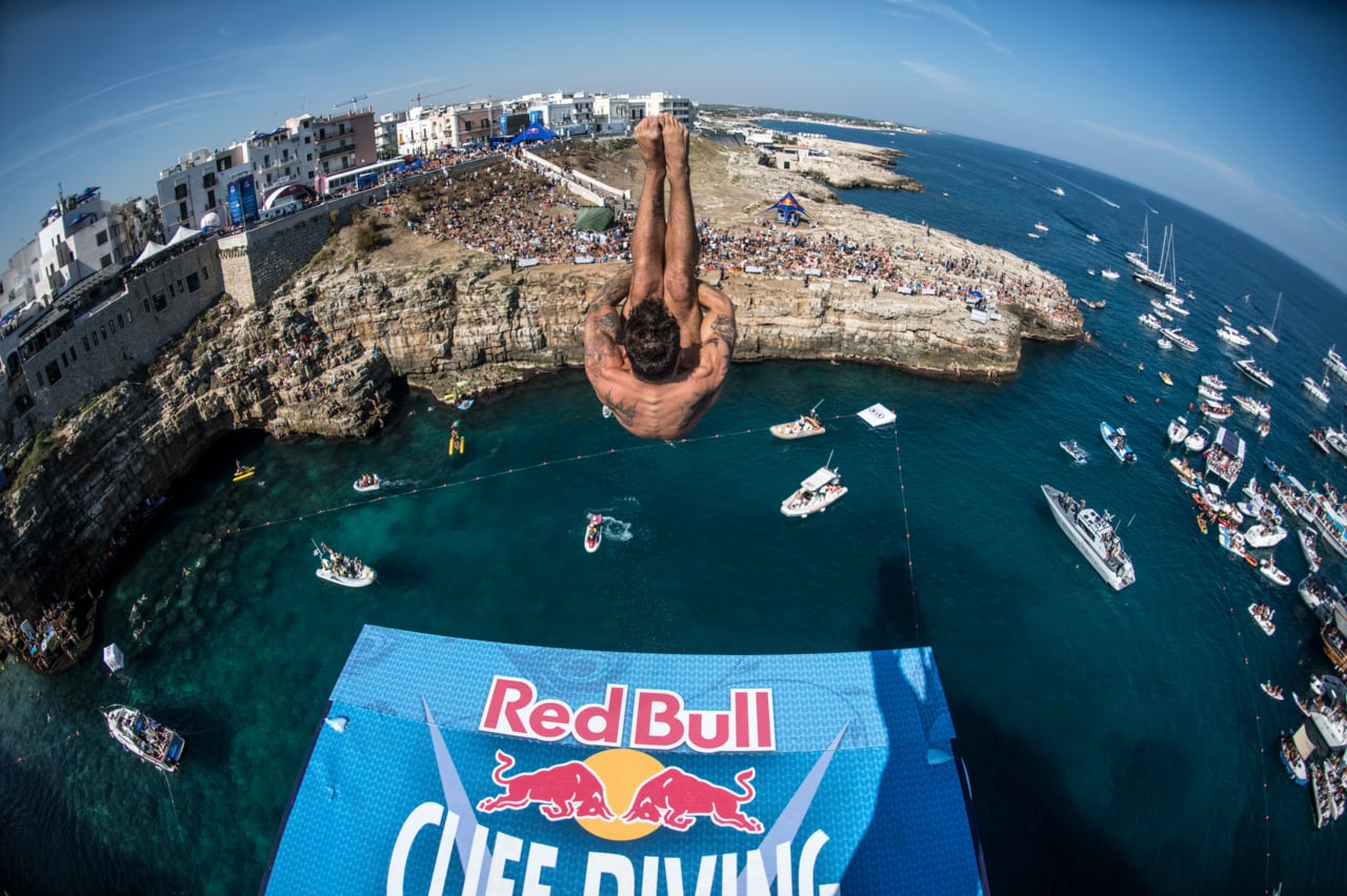 RBCDWS18 Polignano a Mare (ITA) Winning Dive Men