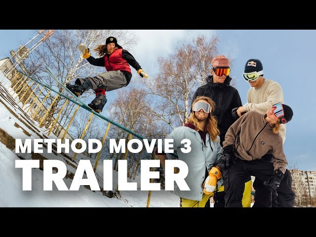 Method Movie 3 Trailer
