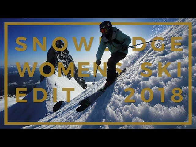 Women's Ski Edit 2018 | Snowledge
