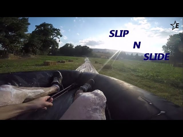 SLIP AND SLIDE - Mini Ventriglisse - EJPP
