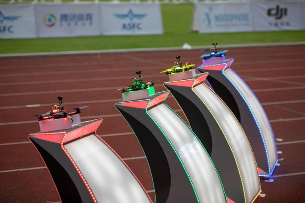 1st FAI WDRC 2018 - Shenzhen (CHN) - Overall