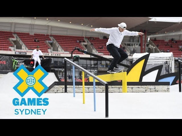 X Games Sydney 2018 Men's Skateboard Street