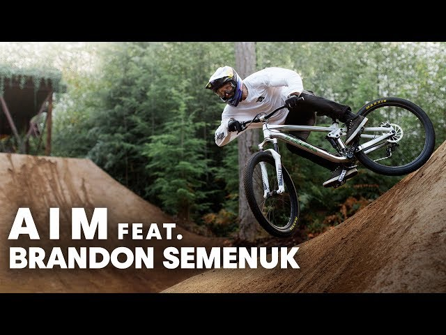 Brandon Semenuk AIM