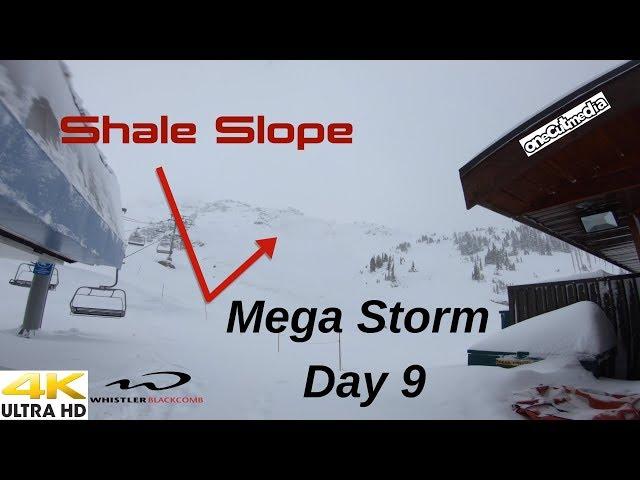 Whistler Mega Storm Day 9