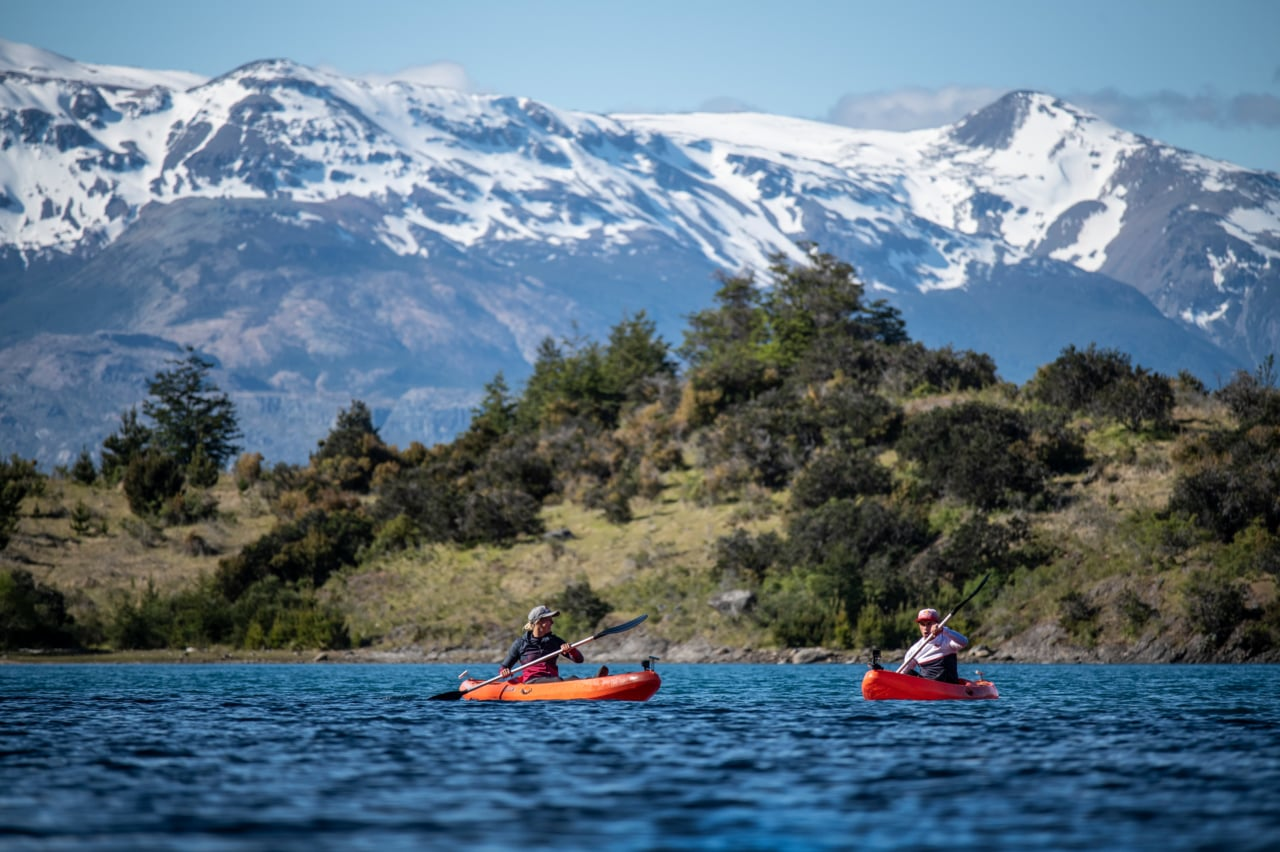 Cliff Diving Champions explore Patagonia - Story