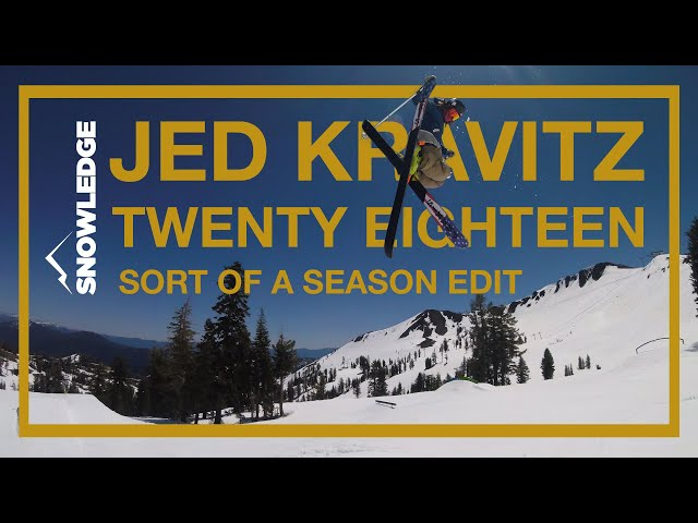 Jed Kravitz Sort of a Snowledge Season Edit 2018