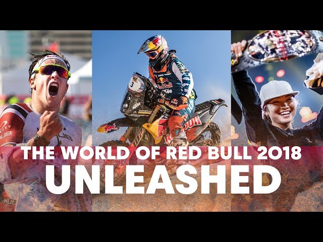 World Of Red Bull 2018