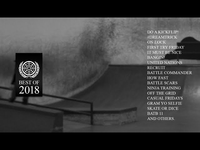 The Berrics Best Of 2018