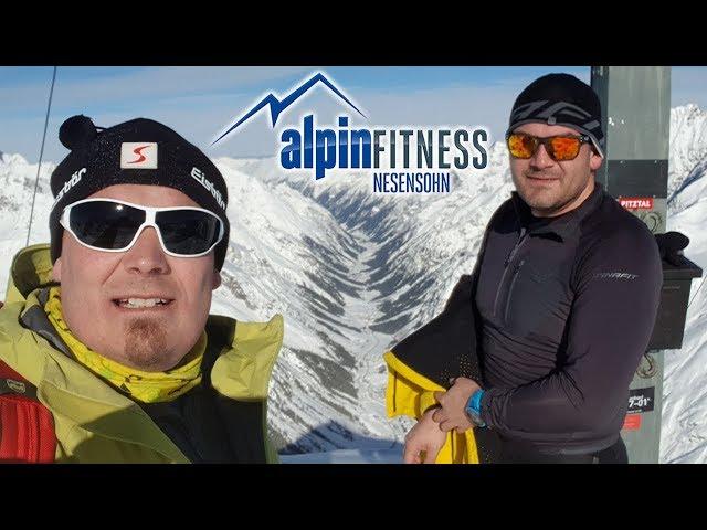 Skitour MITTAGSKOGEL 3162m :: PITZTAL, TIROL