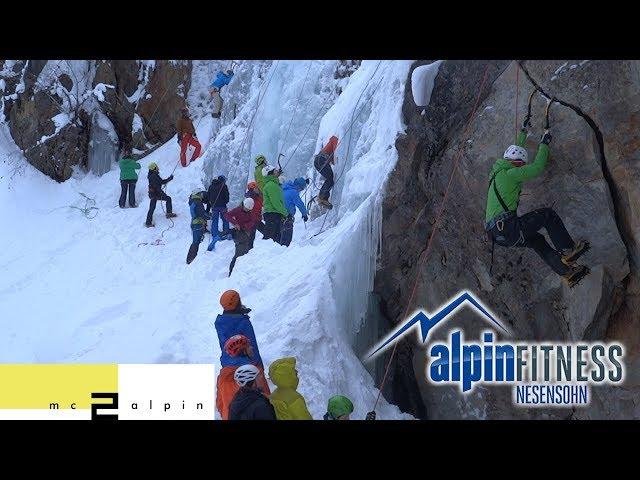 EIS TOTAL 2019 - Ice Climbing Festival in Austria