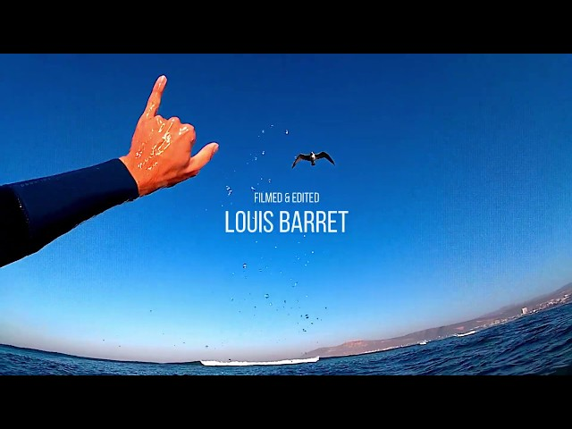 "POV SURFING ""SESSION IN #1"" MOROCCO"