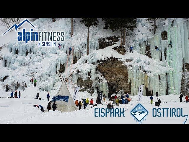 4th Ice Festival Osttirol :: Ice Park Osttirol