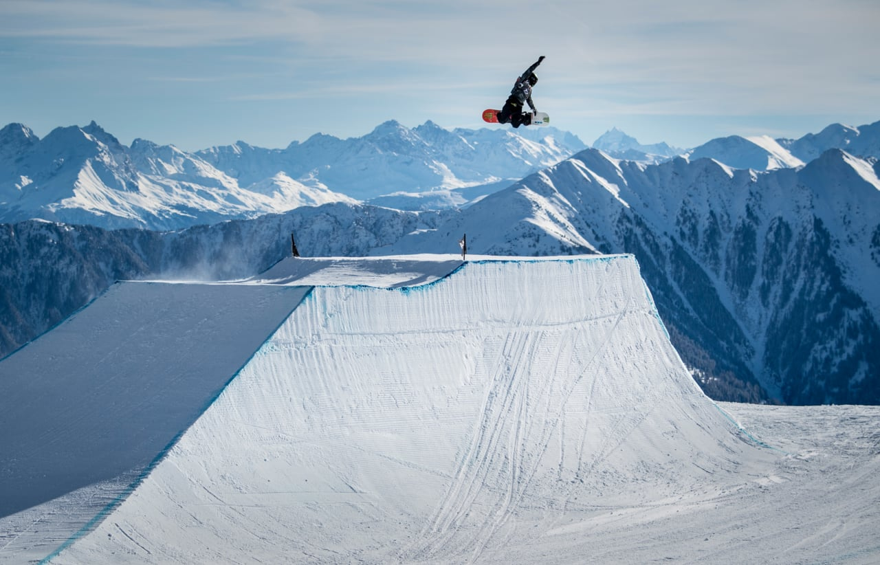 LAAX OPEN 2019 - Take Off