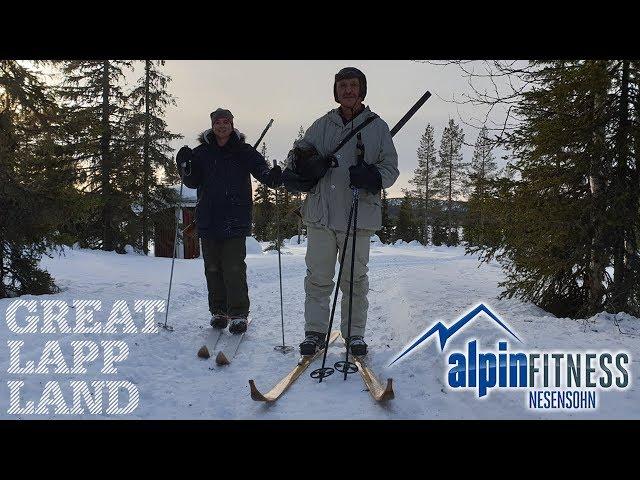 Hunting in swedish lapland ;-)