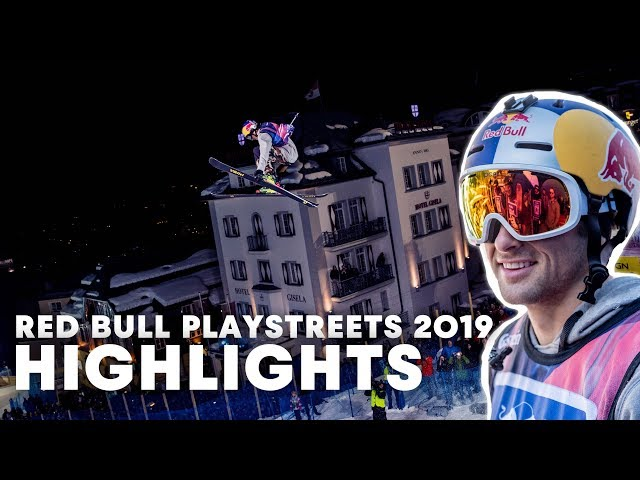 Red Bull PlayStreets 2019 Highlights