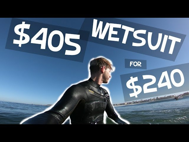XCEL DRYLOCK 4/3 WETSUIT REVIEW
