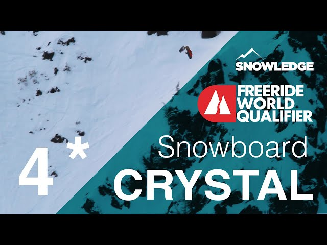 2019 Crystal Mountain Freeride World Qualifier 4*