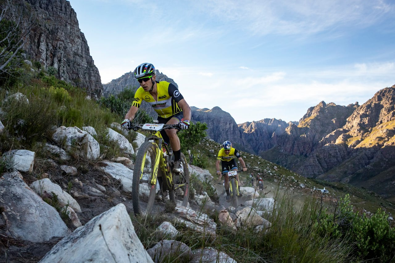 Absa Cape Epic 2019 - Stage 6 - Untamed Landscapes