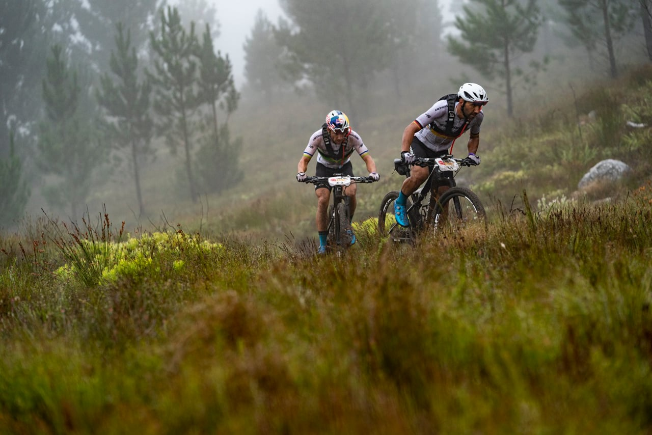 Absa Cape Epic 2019 - Stage 3 - Untamed Action