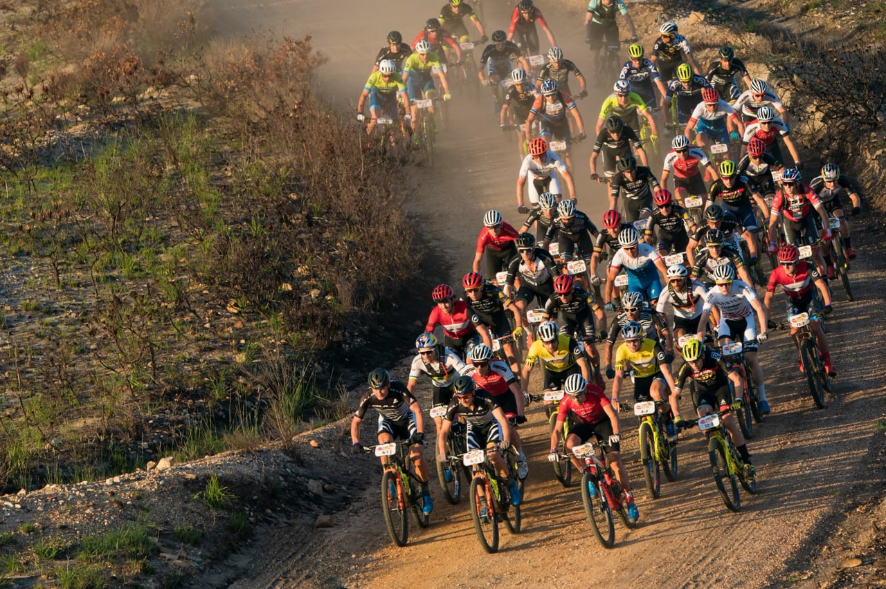 Absa Cape Epic 2019 - Stage 2 - News