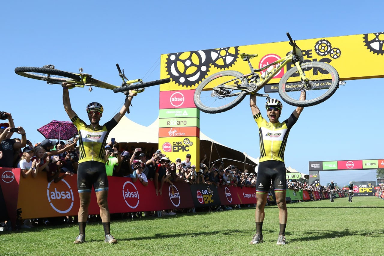 Absa Cape Epic 2019 - Stage 7 - News