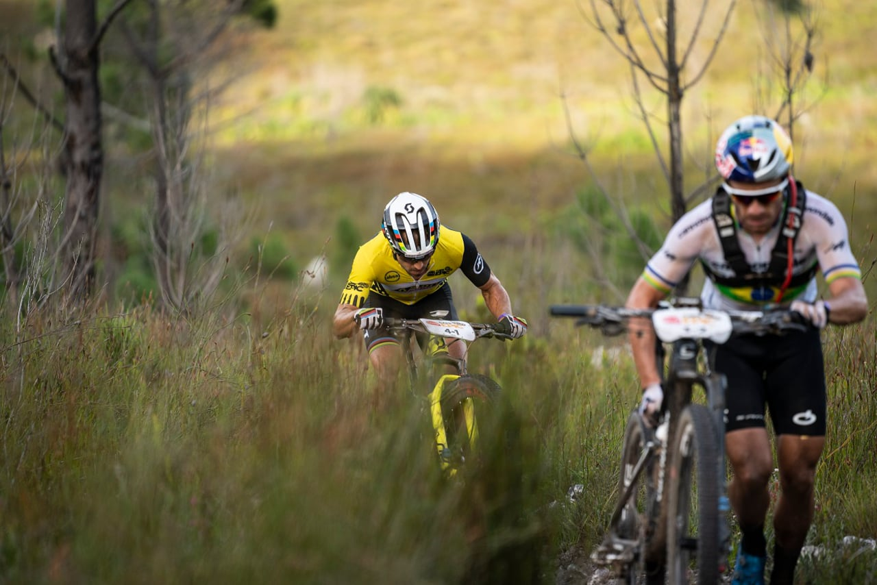 Absa Cape Epic - Stage 2 - #MicatexToughMoments