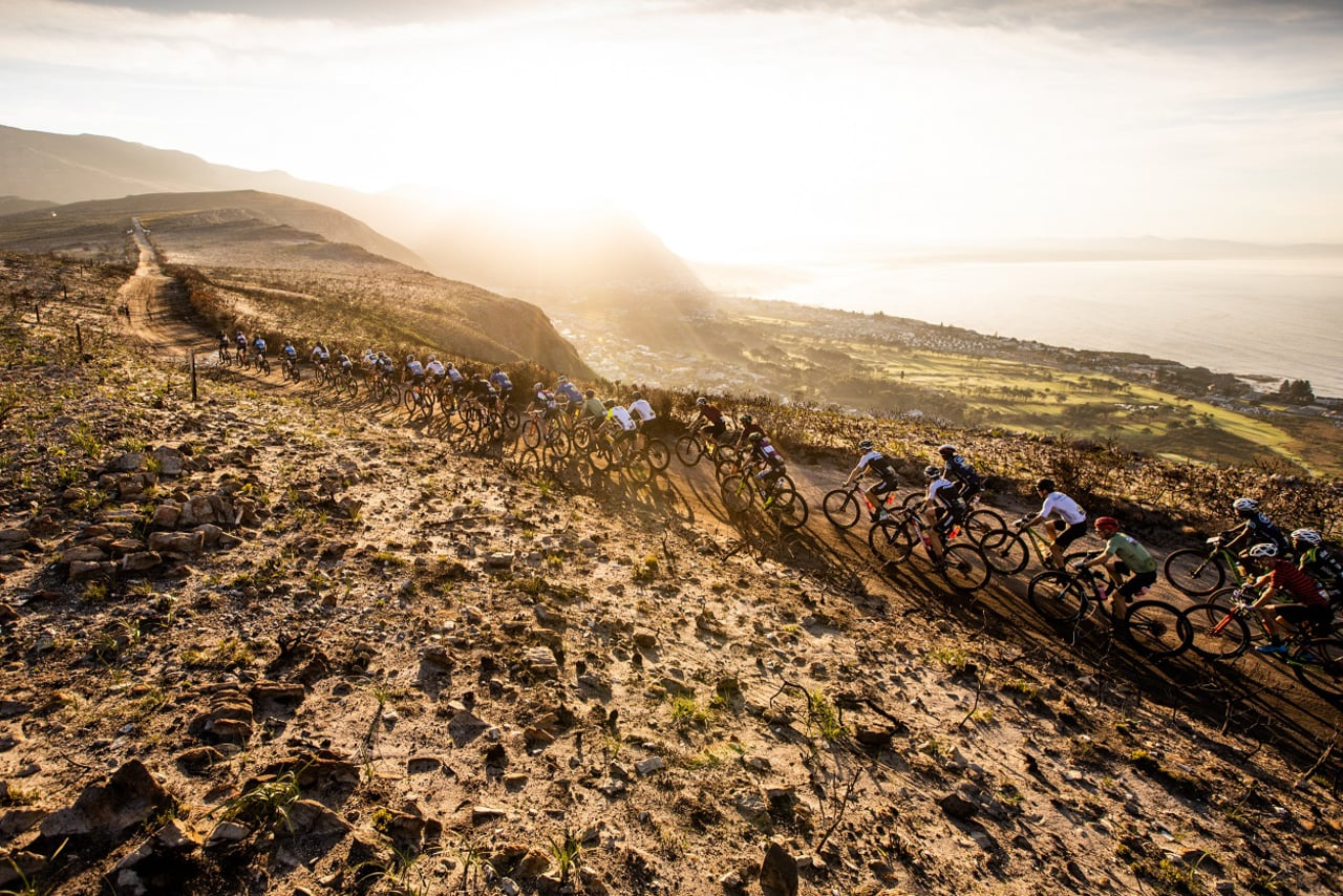 Absa Cape Epic 2019 - Stage 2 - Untamed Landscapes