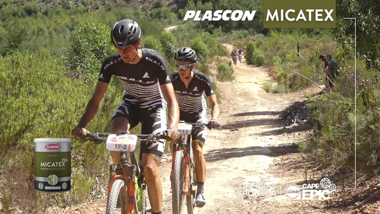 Absa Cape Epic - Stage 6 - #MicatexToughMoments