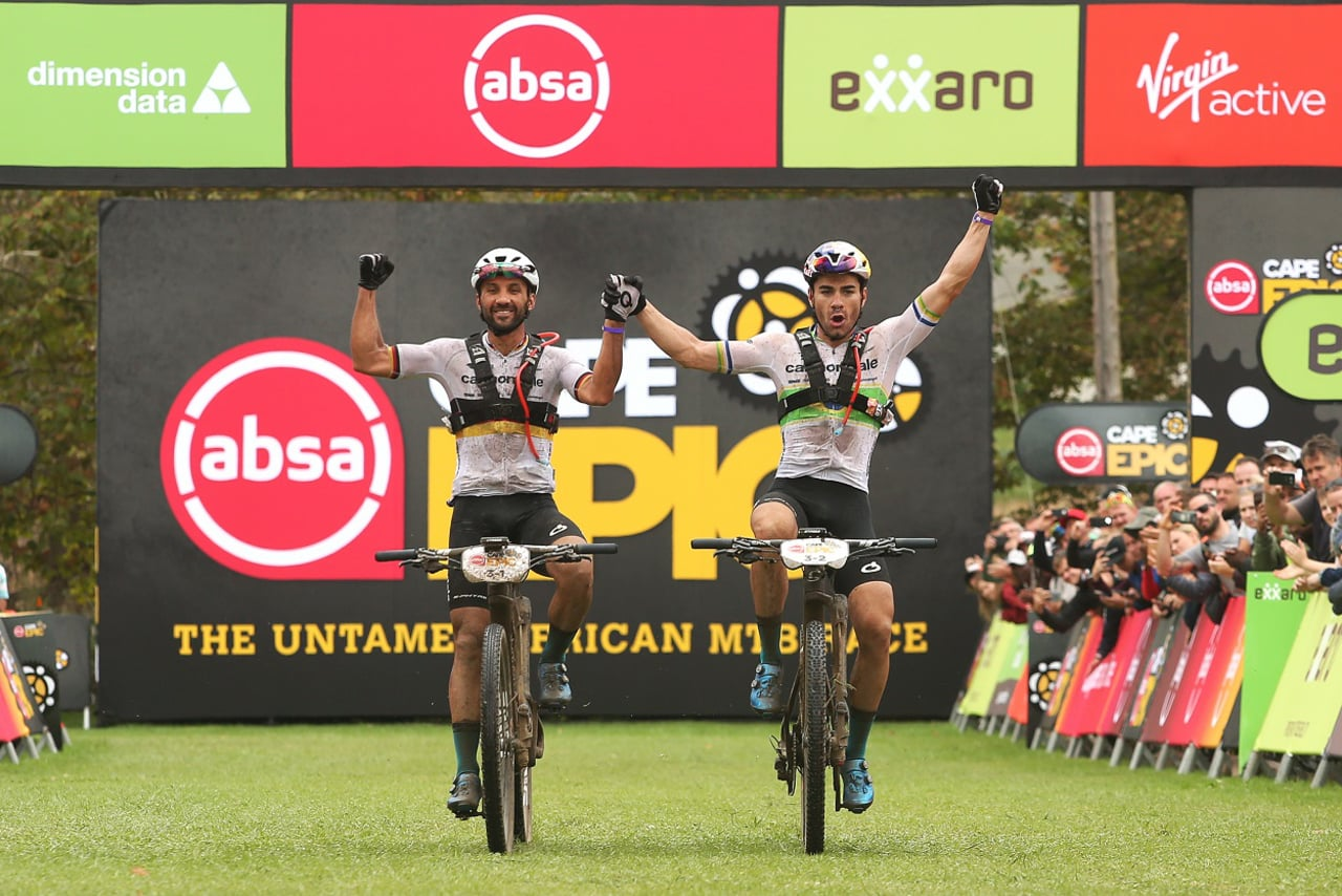 Absa Cape Epic 2019 - Stage 3 - News