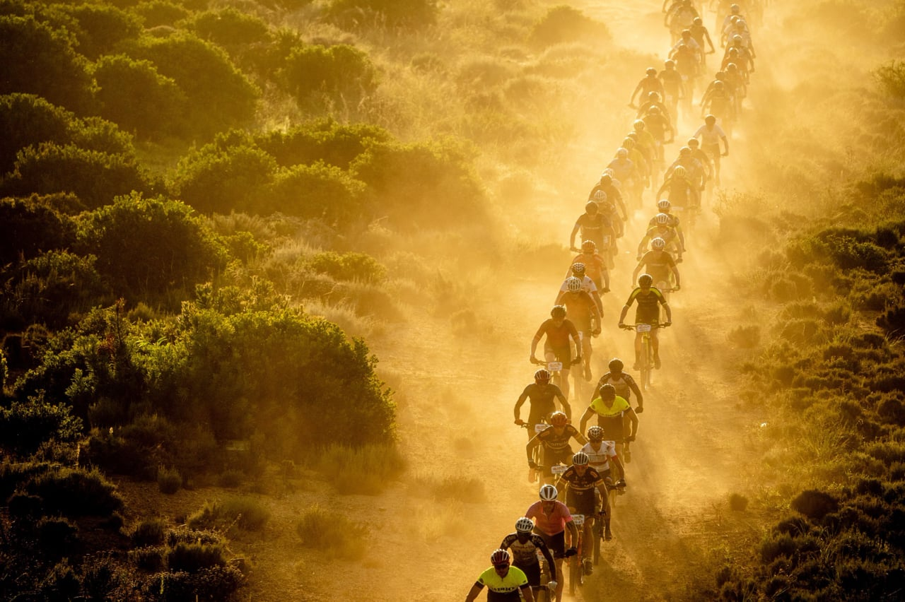 Absa Cape Epic 2019 - Stage 2 - Untamed Action